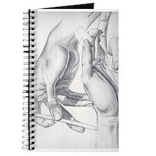 Artist Hands Journal