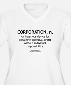 Corporation Defined T-Shirt