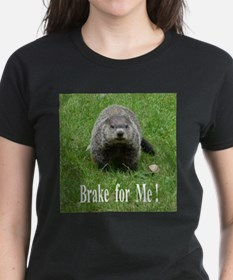 Groundhog Road Kill Tee