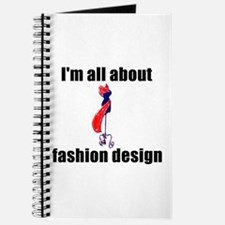 I'm All About Fashion Design! Journal
