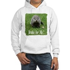 Groundhog - Brake for Me Hoodie