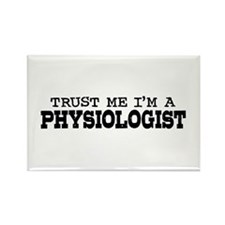 Physiologist Rectangle Magnet