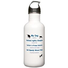 Agility Humor Water Bottle