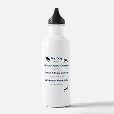 Agility Humor Water Bottle