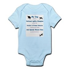 Agility Humor Infant Bodysuit