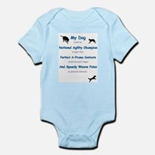 Agility Humor Infant Bodysuit