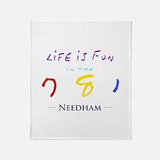 Needham Throw Blanket