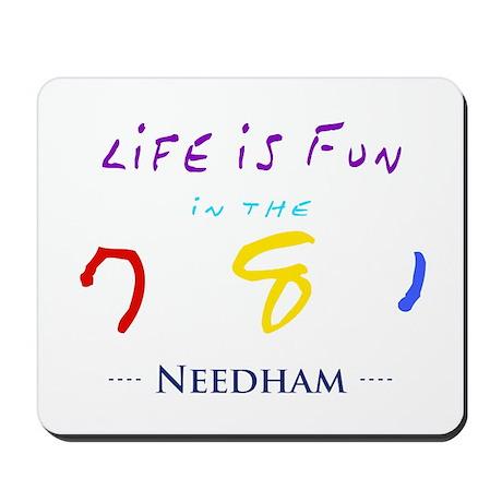 Needham Mousepad