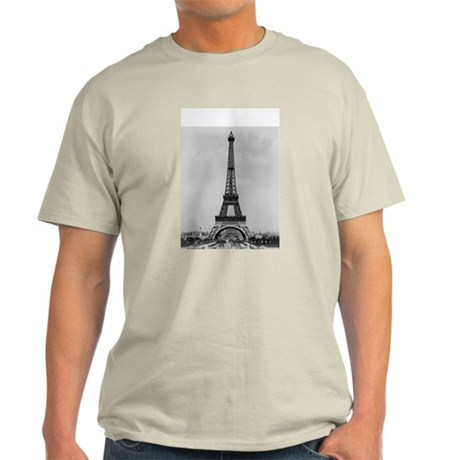 vintage eiffel tower Light T-Shirt