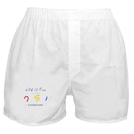 Lexington Boxer Shorts