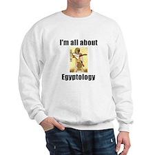 I'm All About Egyptology! Sweater