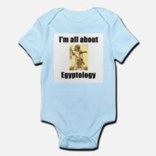 I'm All About Egyptology! Infant Creeper