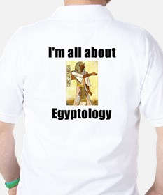 I'm All About Egyptology! T-Shirt
