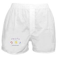 Arlington Boxer Shorts