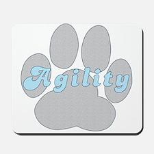 Agility Paw Mousepad