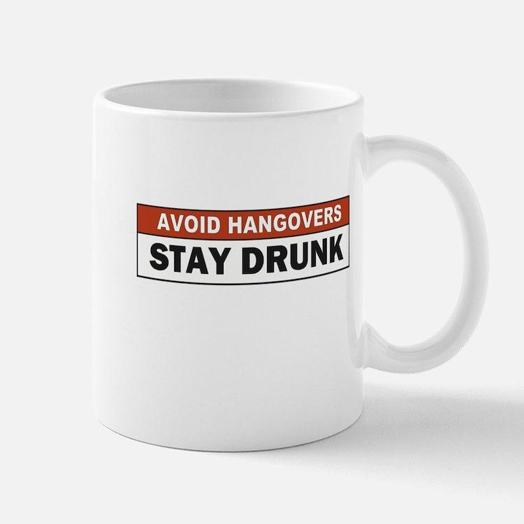 Avoid a Hangover Mug