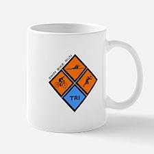 Tri Diamond Mug