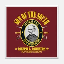 Joseph Johnston (SOTS) Tile Coaster