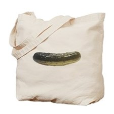 Solitary Pickle Tote Bag