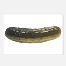 Solitary Pickle Postcards (Package of 8)