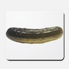 Solitary Pickle Mousepad