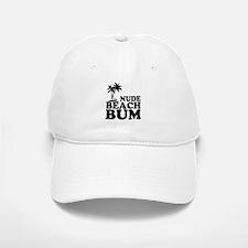 Beach Buns Baseball Baseball Cap