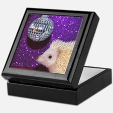 New Years Casper Keepsake Box