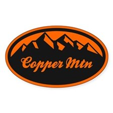 Copper Mountain Decal