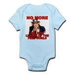 No More Mr. Nice Guy Infant Creeper