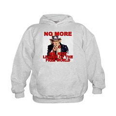 No More Mr. Nice Guy Hoodie
