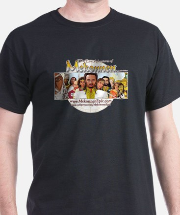 Mekonnen Entourage -T-Shirts(Various Colors)