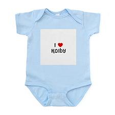 I * Kolby Infant Creeper