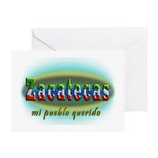 Pueblo Querido Greeting Card
