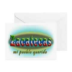 Pueblo Querido Greeting Cards (Pk of 10)