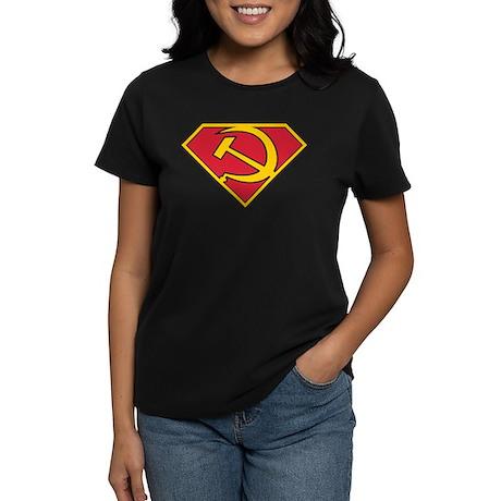 Communist Hero Women's Dark T-Shirt