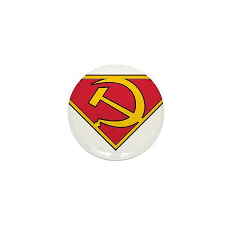 Communist Hero Mini Button (10 pack)