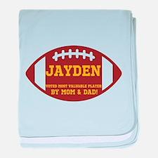 Jayden baby blanket