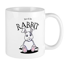 Year of the Rabbit Small Mug