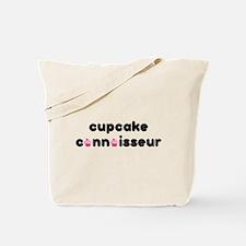 Cupcake Connoisseur Tote Bag
