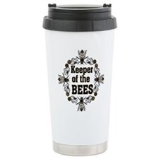 Keeping the Bees Travel Mug