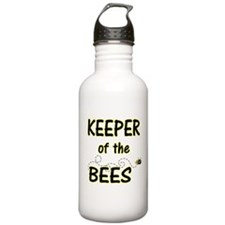 Keeper of Bees Water Bottle
