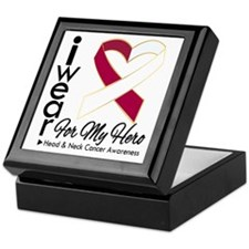 Ribbon Awareness Keepsake Box