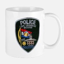 Cape Girardeau Police Mug