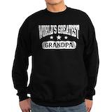 Best grandpa Sweatshirt (dark)