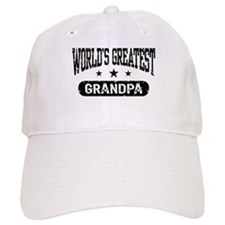 World's Greatest Grandpa Baseball Cap