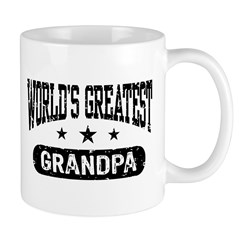 World's Greatest Grandpa Mug