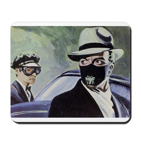 $14.99 Radio's Green Hornet Mousepad