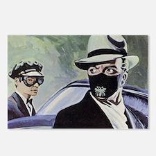 $9.99 Radio's Green Hornet Postcards (8)