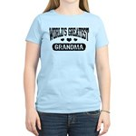 World's Greatest Grandma Women's Light T-Shirt
