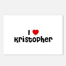 I * Kristopher Postcards (Package of 8)